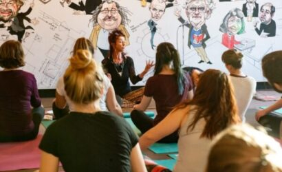 erotisk yoga med Marina Manuela de Paoli